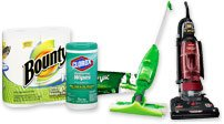 Cleaning for Less. Save on all your cleaning essentials.