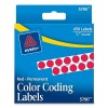 Avery Round Permanent Labels